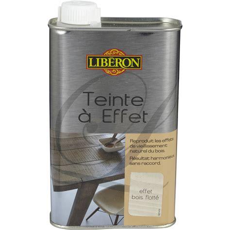 quelle couleur pour cuisine teinte à effet liberon 0 5 l effet bois flotté leroy