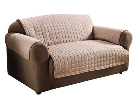 Sofa Protector by Loveseat Sofa Microfiber Furniture Protector Slip