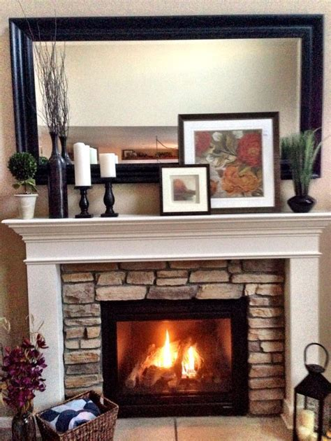 Decorating Ideas Above Fireplace by Amazing Interior Top Fireplace Decorating Ideas Photos