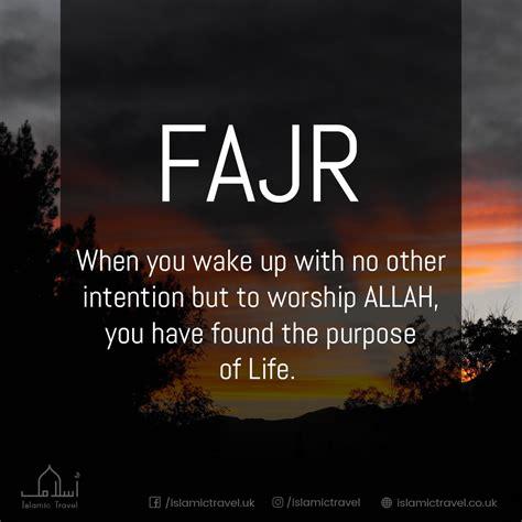 fajr prayer   importance   muslim fajr prayer
