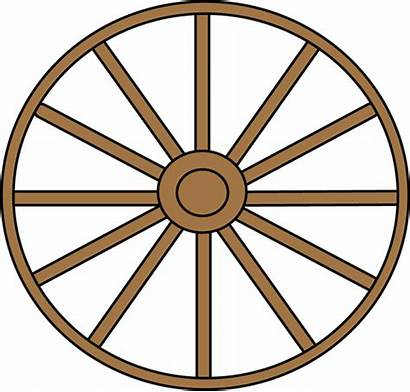 Wheel Clipart Clip Transparent Brown Graphics Mycutegraphics
