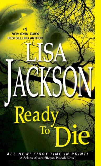 ready  die  lisa jackson nook book  barnes
