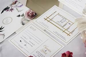 gold foil wedding invitations impressions custom With foil stamped wedding invitations canada