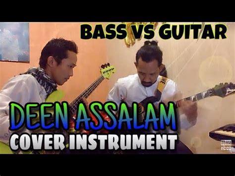 Deen Assalam  Cover Instrumen Youtube