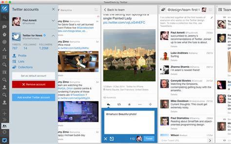 tweetdeck By Twitter On The Mac App Store