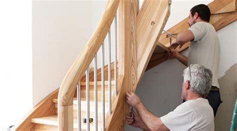 prix de pose d un escalier tarif moyen co 251 t d installation