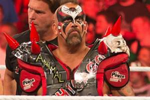 Road Warrior Animal Responds To The Ascension U0026 39 S Promo From