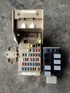 Forester 2009 Fuse Box  Engine 101206