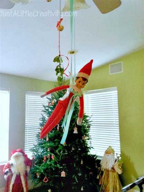 ideas   elf   shelf  ringo bells