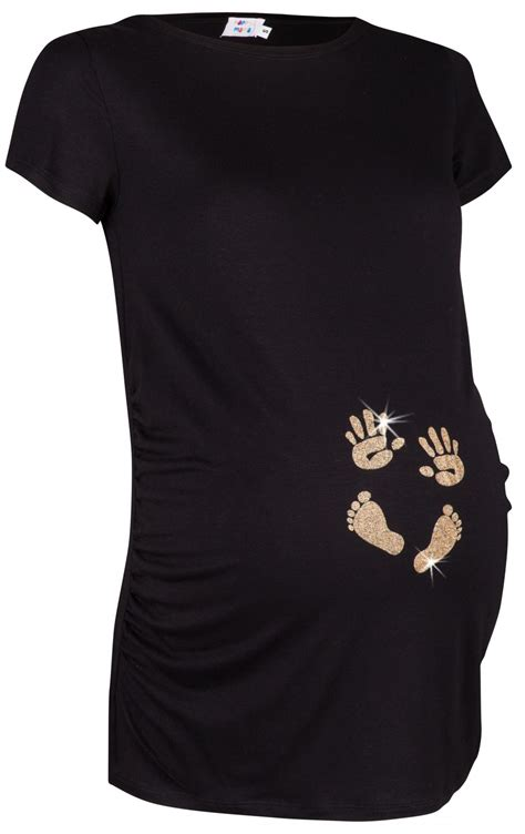 happy mama womens pregnancy maternity  shirt tee shirt