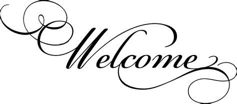 Free Welcome Clip Art Pictures