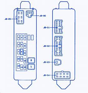 1997 Mazda Protege Radio Wiring Diagram : mazda protege 2004 main fuse box block circuit breaker ~ A.2002-acura-tl-radio.info Haus und Dekorationen