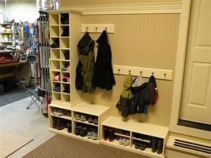 Meuble Bas Entrée : un meuble d 39 entr e facile faire soi m me les meubles ~ Edinachiropracticcenter.com Idées de Décoration