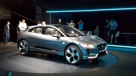 First Euro Prices For Jaguar Ipace Electric Car Released
