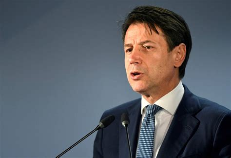 italian pm conte names  ministers sets policy agenda