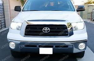 Toyota Tundra Tacoma Led Halo Ring Daytime Running Lights