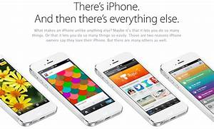 Apple launches new 'Why iPhone' web campaign