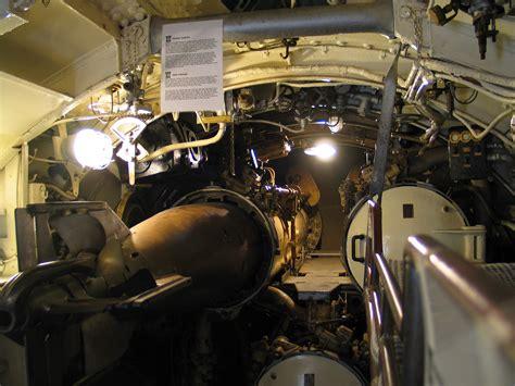 U Boat Diesel Engine by U Boats Wwii