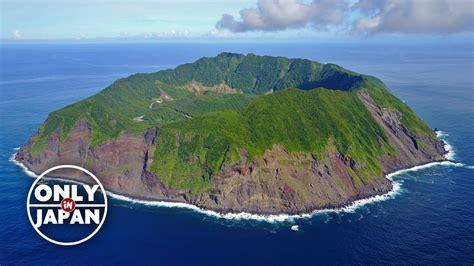 tokyo s secret island paradise aogashima only in japan