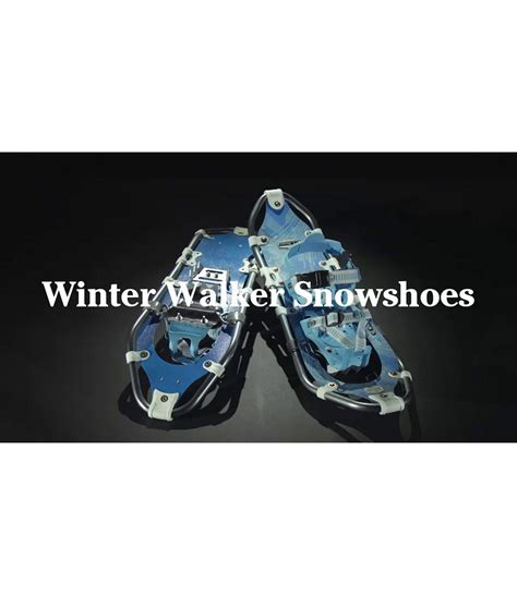 winter walker snowshoes snowshoe boxed llbean zoom
