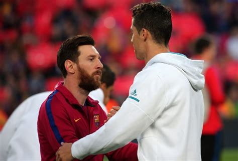 Lionel Messi and Cristiano Ronaldo's head-to-head record