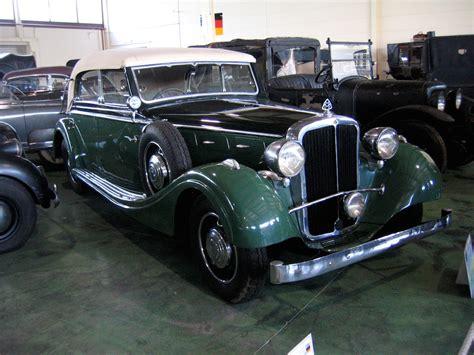 Coachbuildcom Spohn Maybach Sw38 4dr Cabriolet 1937