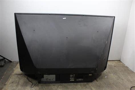 dlp tv l reset mitsubishi wd73737 65 quot dlp tv property room