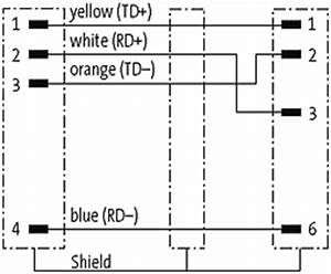 M12 Male 0 U00b0    Rj45 Male 0 U00b0 Shielded Ethernet At