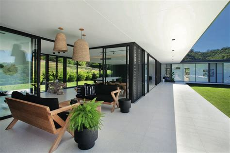 glass house  home  harmony  nature completehome