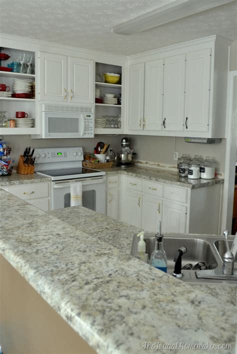 kitchen without backsplash how to install a diy beadboard backsplash kitchen makeover