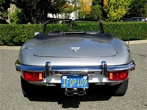 Vente De Voiture En Bretagne : jaguar type e cabriolet v12 1973 bretagne roadster grise v hicules bretagne roadster vente ~ Gottalentnigeria.com Avis de Voitures