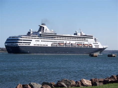 Panoramio - Photo Of Maasdam Cruise Ship