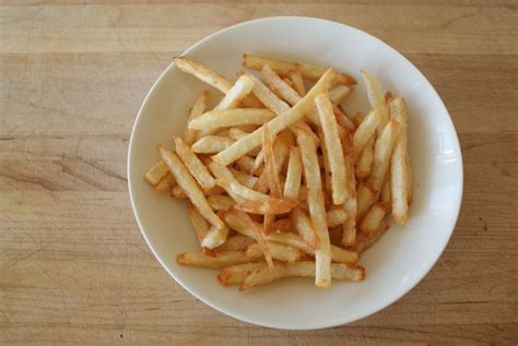 how to make fries how to make homemade french fries recipe with photos