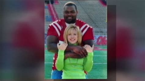 michael oher adopted family celebrate super bowl victory
