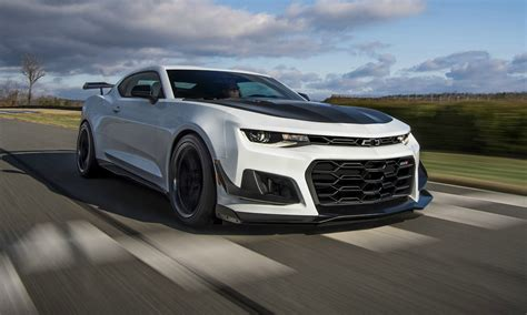 10 Amazing Facts About The New, 2018 Chevrolet Camaro Zl1