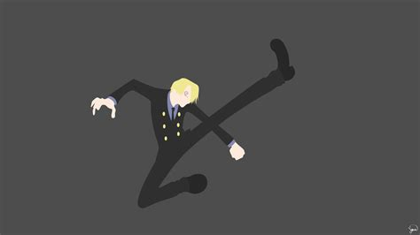 sanji  piece wallpaper  greenmapple daily anime art