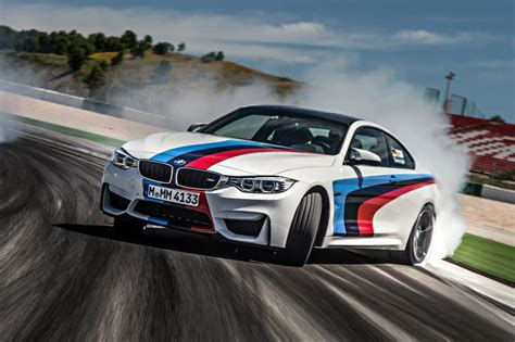 The M4 Coupe Tries On Bmw's Official Racing Colors
