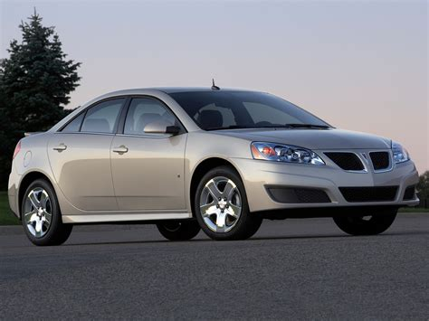 2008 Pontiac G6 Expert Reviews, Specs And Photos