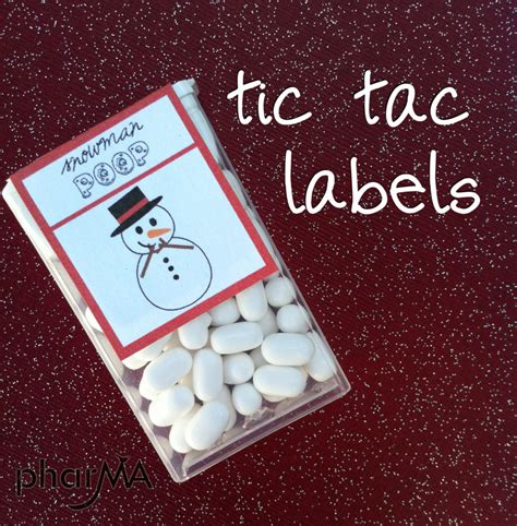tic tac snowman poop template snowman poop free printable the pharma blog
