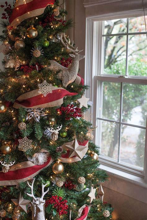 c 243 mo poner la cinta en el 225 rbol de navidad 10 ideas