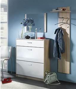 Garderobe 3 Teilig : garderobe casper 3 teilig design m bel ~ Indierocktalk.com Haus und Dekorationen