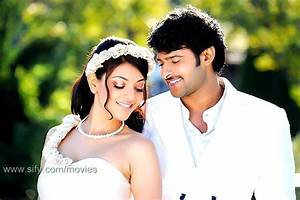 Prabhas, Kajal in Darling