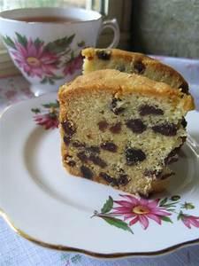 Through My Kitchen Window  A Good Sultana Cake