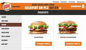 Burger King Lieferservice Dresden : burger king baut seinen lieferdienst weiter aus hardwareluxx ~ Eleganceandgraceweddings.com Haus und Dekorationen