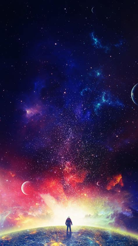 surreal space astronaut  wallpapers hd wallpapers id