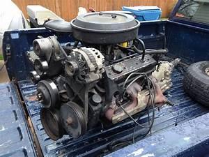 Ohio Complete 93 Tbi 5 7 Engine  4l60e Trans  Ecm  U0026 Harness