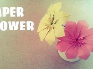 Fleur En Origami Facile : sapin origami origami christmas tree my crafts and diy ~ Farleysfitness.com Idées de Décoration