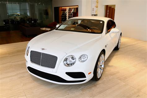 bentley 2017 white 2017 bentley continental gt stock 7nc061977 for sale
