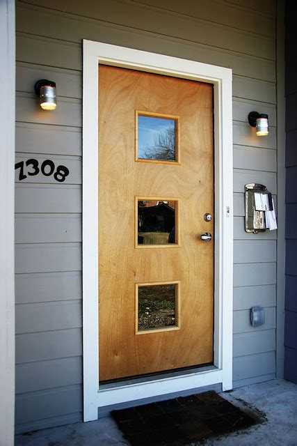 mid century modern door flickr photo sharing
