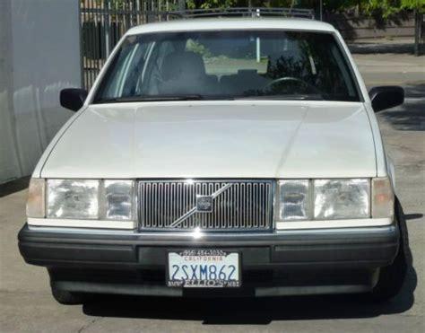 sell   volvo  turbo wagon  sacramento